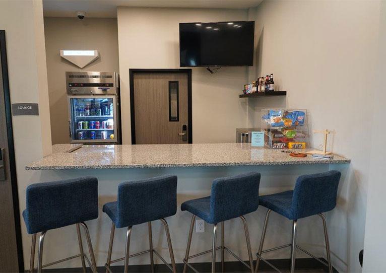 Dining Facilities at Brookstone Inn & Suites Fort Dodge, Iowa